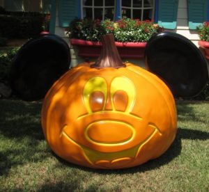 Not so scary Mickey