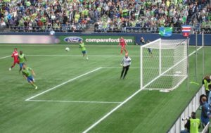 Sounders 2 – Fire 1: At last, three points.