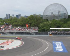Montreal GP – Qualifying