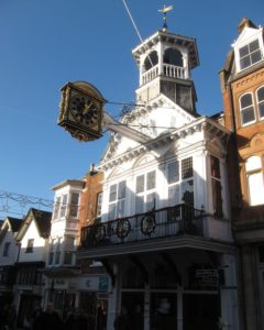 A wander around Guildford